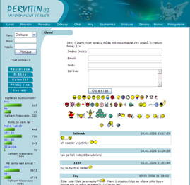 Pervitin web